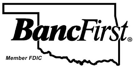 BankFirst Logo